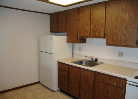 Bentwood Apartments Kitchen