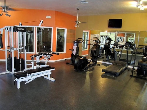 Cobblestone Apartments Fitness Center