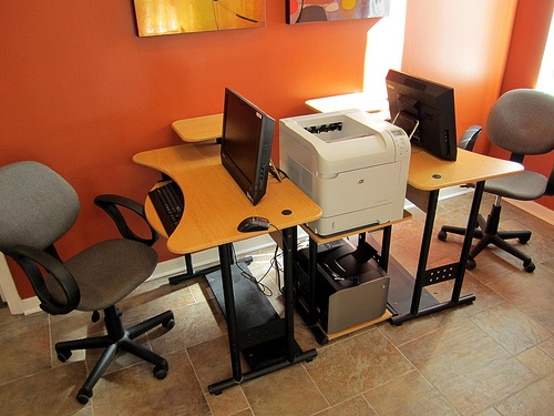 Cobblestone Apartments Computer Lab