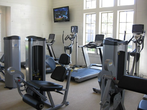 Cottage Grove at Gainesville Apartments Fitness Center
