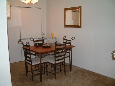 Country Village Apartments Dining Room 2