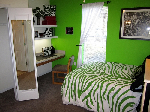 Gainesville Place Apartments Bedroom 3