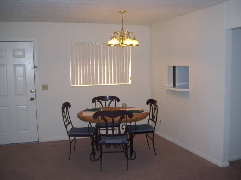 Georgetown Apartments Dining Area 2