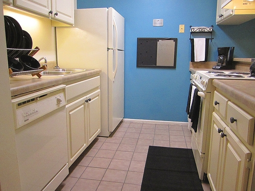 Oxford Manor Apartments Fully-equipped Kitchen (2/2)
