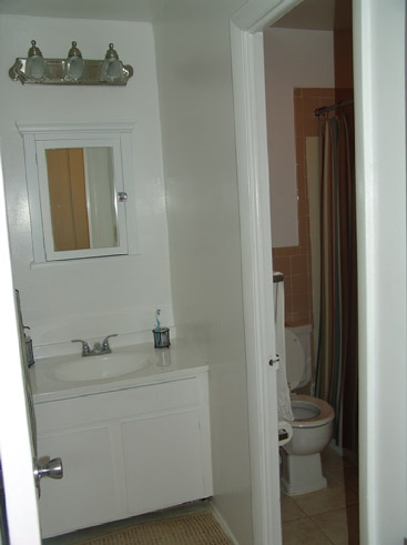 Park 16th Townhouses Bathroom
