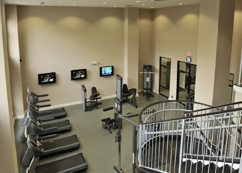 The Bartram Apartments Fitness Center