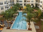 The Bartram Apartments Lap Pool Area