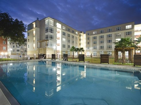 The Continuum Apartments Pool