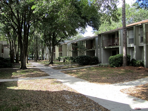 The Gardens Apartments Exterior