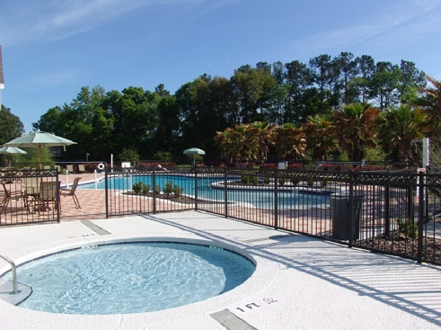 The Reserve at Kanapaha Apartments Spa