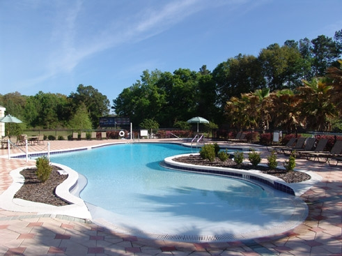 The Reserve at Kanapaha Apartments Pool