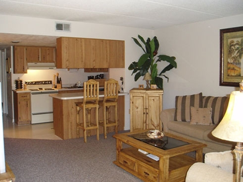 Tipton Terrace Apartments Living Area