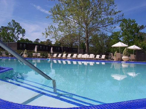Towne Parc Apartments Pool