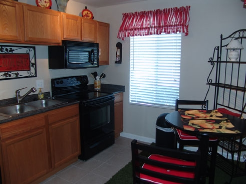 Windmeadows Apartments Kitchen